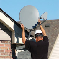 electricians wanganui satellite dishes freeview tv instal